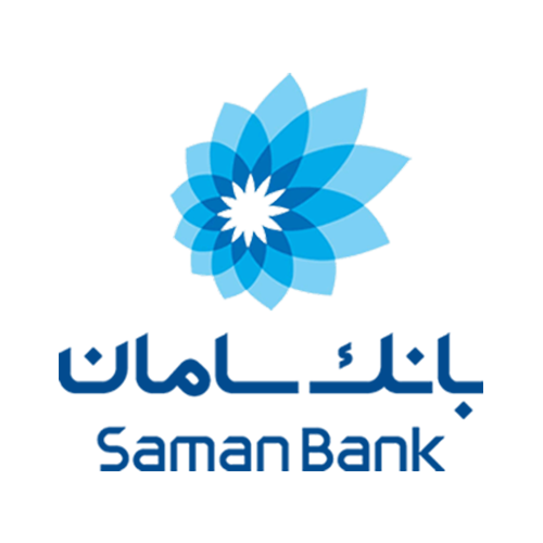 Logo of Saman Bank